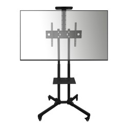 "SOPORTE  RACK PEDESTAL TV  37"" A 70""   INCLINABLE"